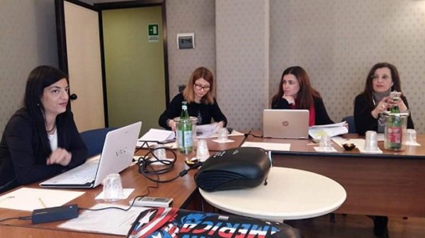 EEO GROUP SA participated in the 2nd Meeting of the MADE IN EU Project in Caserta