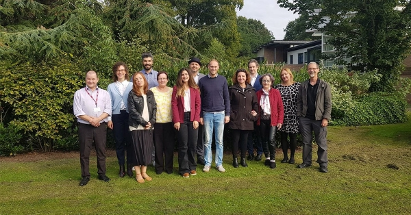 Eldicare: 3rd Partners' Meeting in the UK was successfully completed!
