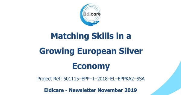 2nd Eldicare Newsletter