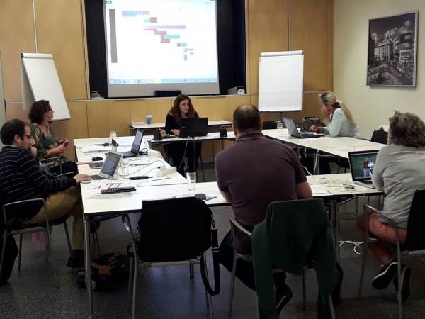 EEO Group S.A participated in the 2nd Meeting of INSERT in Vienna, Austria