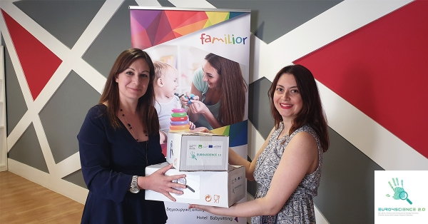 Delivery of EURO4SCIENCE 2.0 Toolboxes in Greek schools and Social Care SMEs